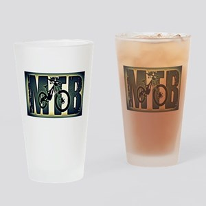 MTB Drinking Glass